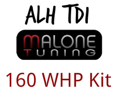 160 HP Kit for ALH TDI - Malone Tuning & Garrett Package