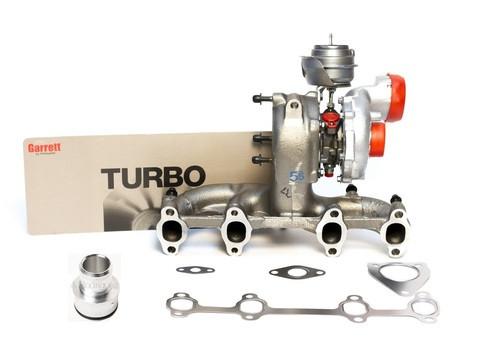 160 HP Kit for ALH TDI - Malone Tuning & Garrett Package