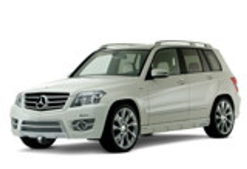 Mercedes GLK250 X204 - JR AutoTuning Performance - (2013-2015)