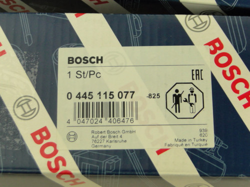 Bosch Diesel Injector BMW for 335D and X5 35D - 13537808089
