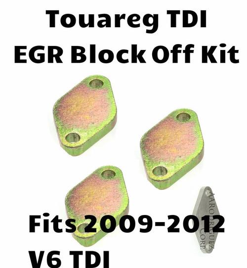 EGR Block off Kit for V6 TDI Touareg