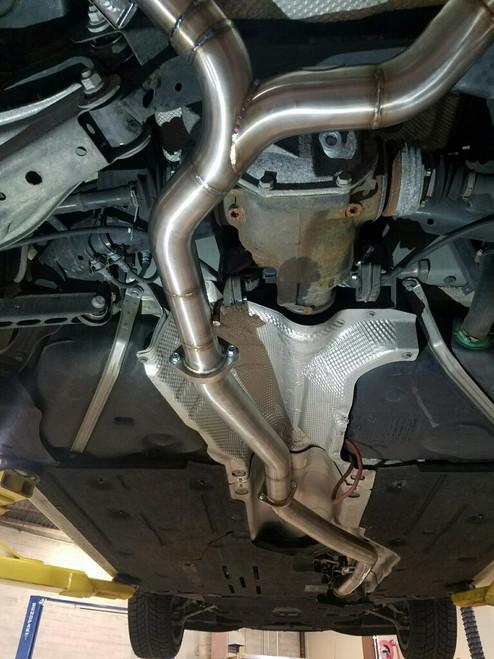 P&L Motorsports - SCR DELETE KIT - BMW 335D