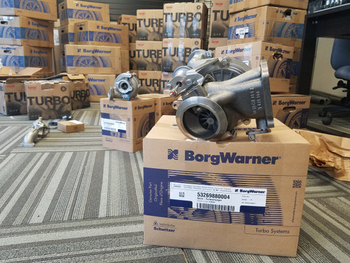Brand New in Box - Low Pressure (Large) Turbo for BMW 335D & X5D (53269880004)