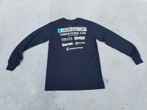 Black AARodriguez Shirt - Long Sleeve