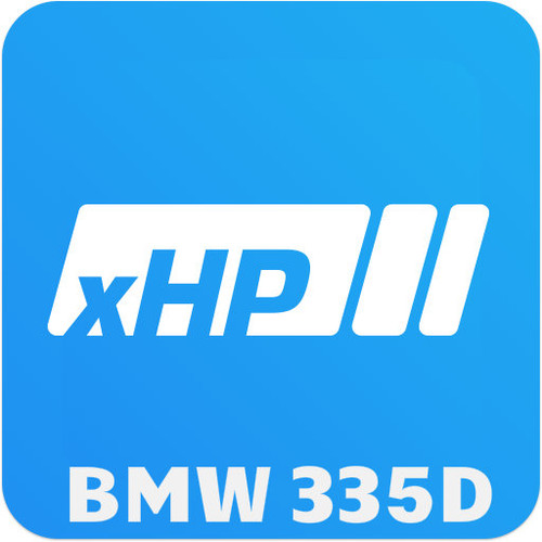 335D / X5D Transmission Tuning by xHP - SUPER License