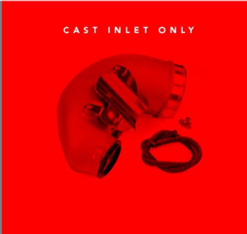 """APR 4"""" Turbocharger Cast Inlet for 2.5TFSI (8V) Audi RS3 & TTRS"""