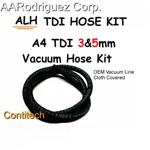 Vacuum Hose Kit for VW ALH A4 VE TDI
