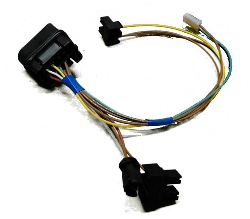 Brand New, Complete VW MKIV Golf Headlight Wiring Harness 1999.5 - 2005 Genuine OE Components
