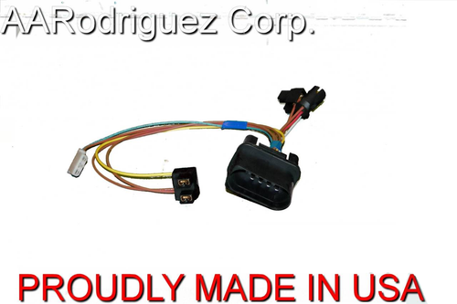 Complete Vw Mkiv Golf Headlight Wiring Harness 19995 2005 Genuine Oe Components: Mk4 Golf Plete Wiring Harness At Johnprice.co