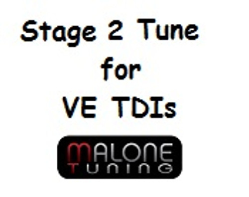 Malone Stage 2 Tune for VE TDI - (1996-2003)