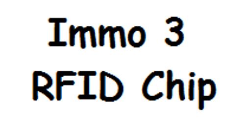 RFID Chip - Immo 3