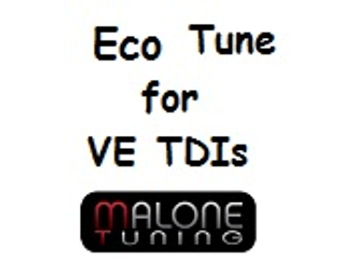 Malone Eco tune for VE TDI Engines