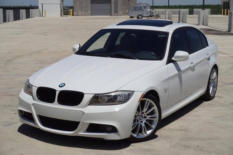 Super car territory   the BMW 335D JR4 Class - 464 WHP and