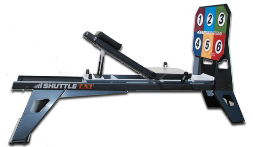 Shuttle T N T Training N Therapy Leg Press