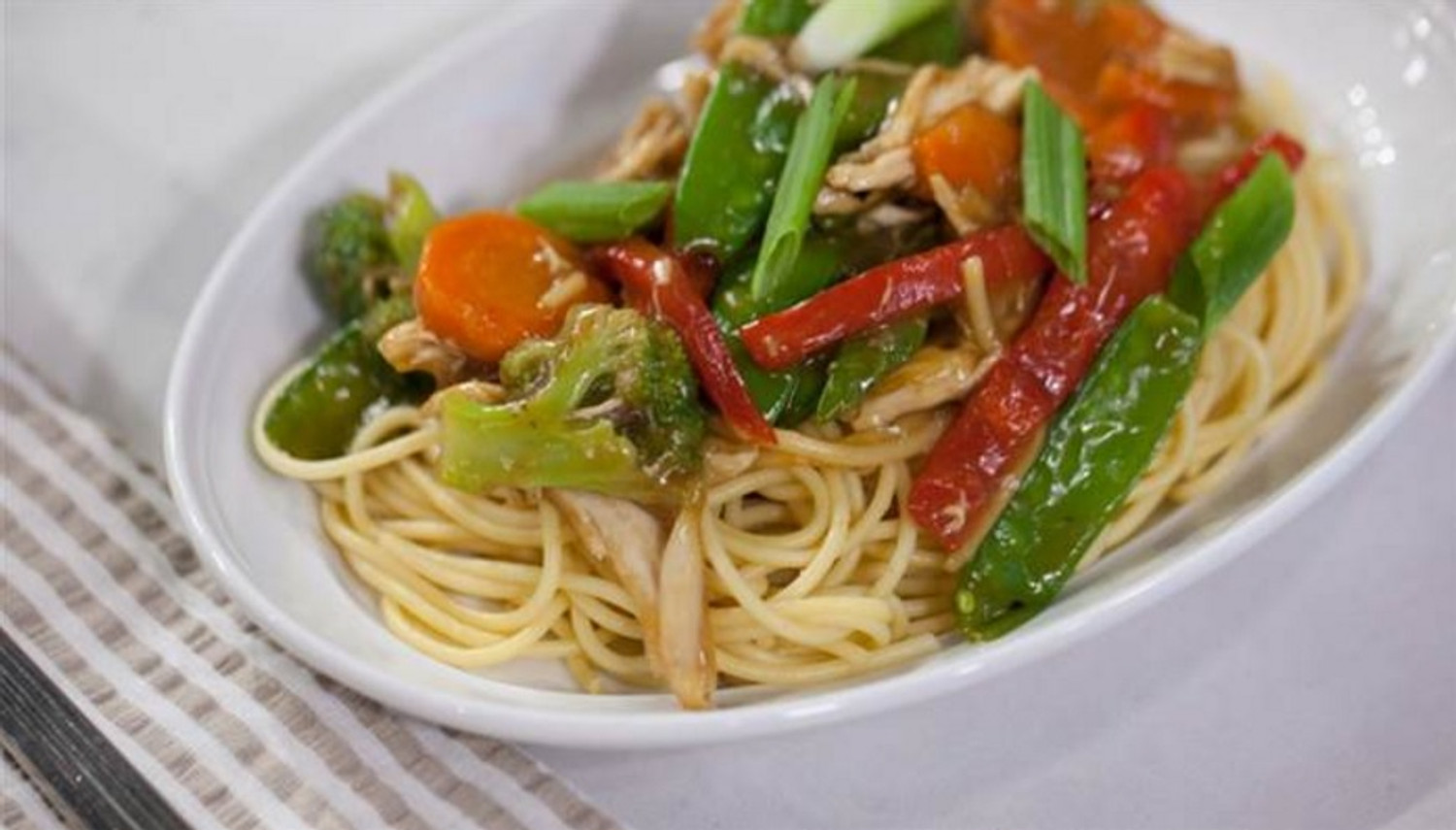 Learn to Cook Tasty Chinese Takeout with Chef Katie Chin!