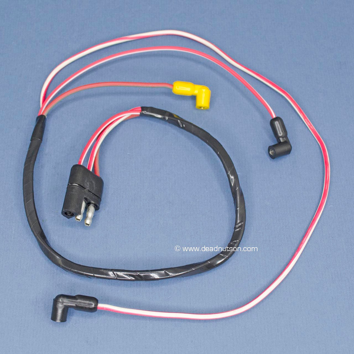 Painless wiring harness 1993 mustang chassis
