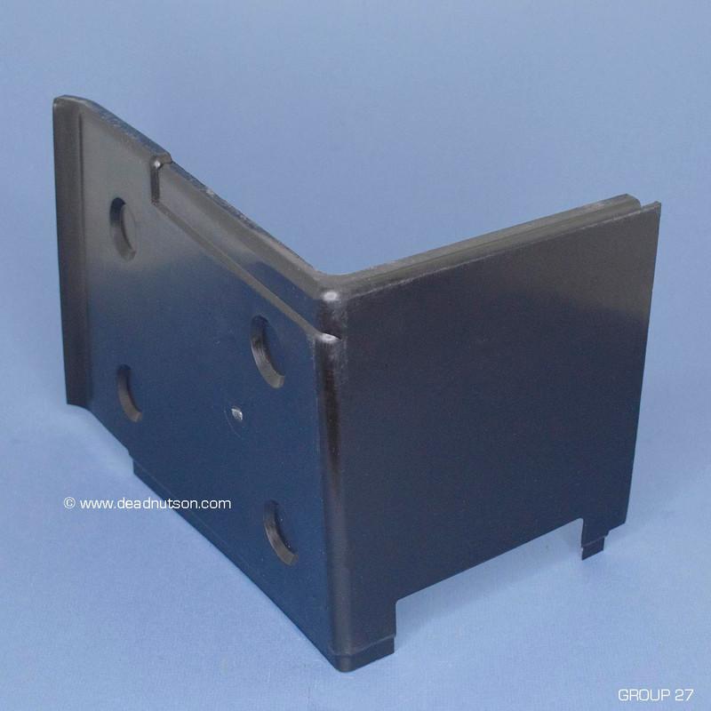 Group 27 Battery Heat Shield