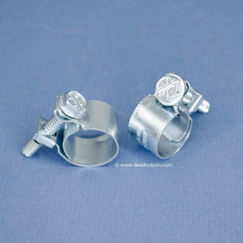 Wittek Power Steering Cooler Hose Clamp (pr)