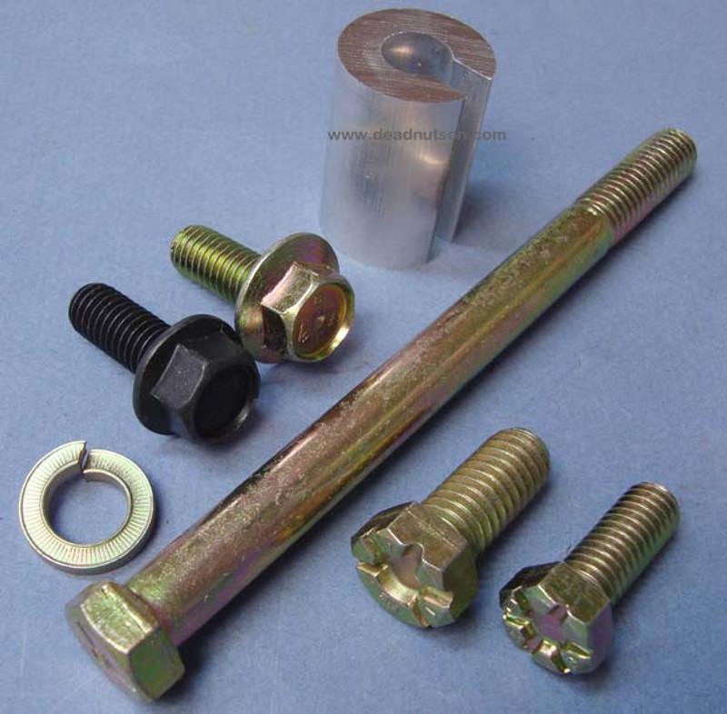 1970 BOSS 302 Alternator Mounting Hardware Kit w/spacer