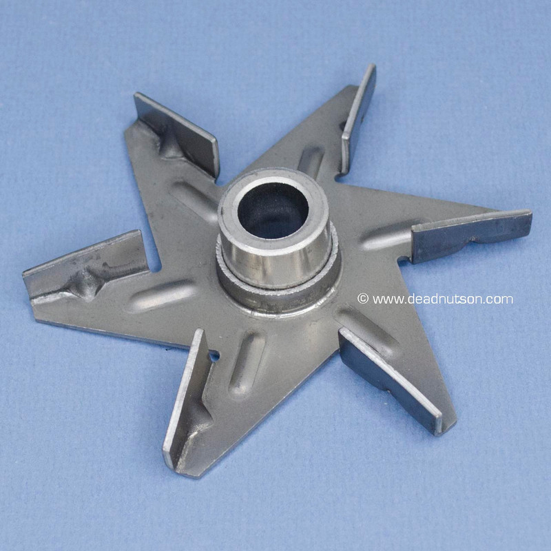 BOSS 429 Water Pump Impeller (service replacement)