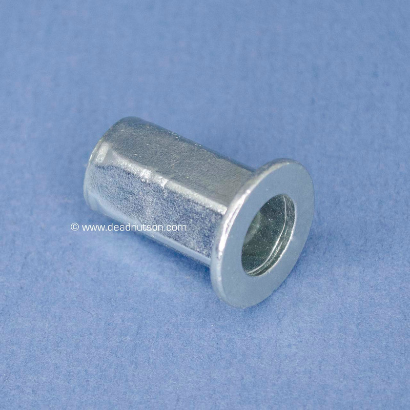 PS Cylinder Bracket Frame Insert Rivet Nut