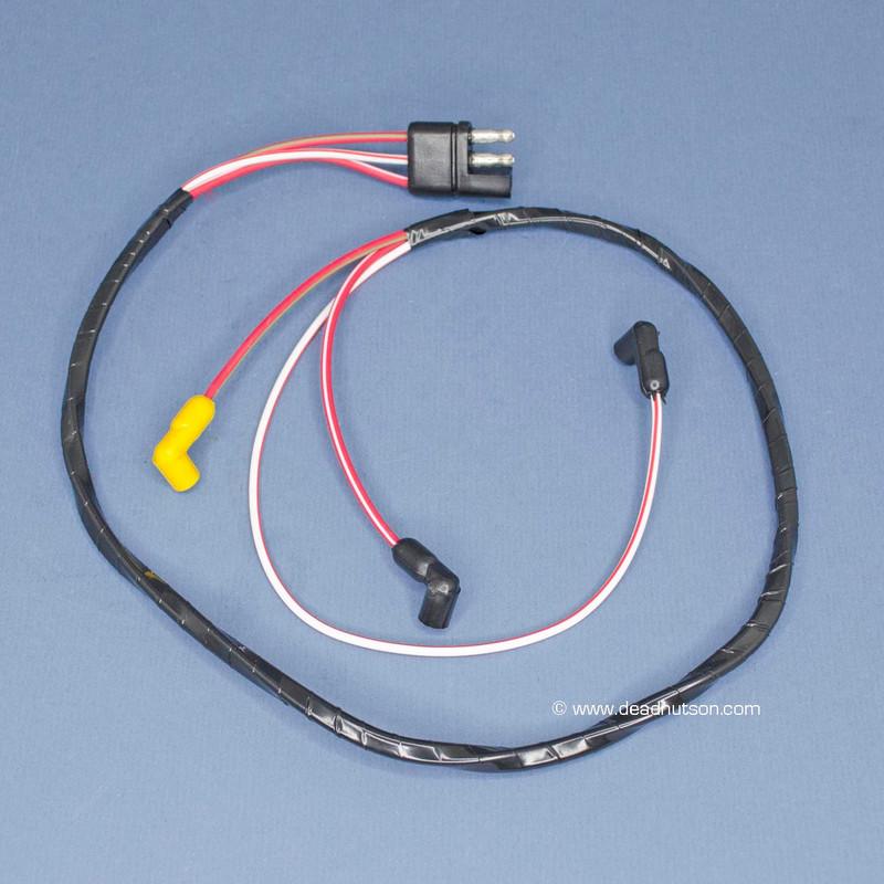 1969-70 BOSS 302 Engine Gauge Feed Wire Harness