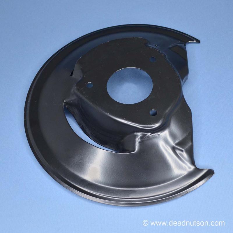 1969-73 Disc Brake Passenger Side Dust Shield