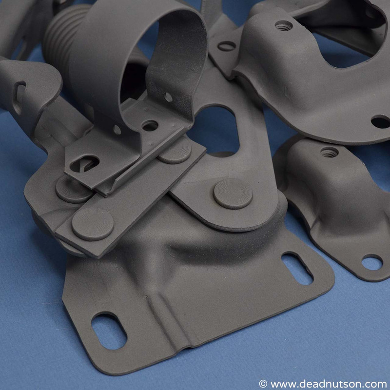 Gray Phosphate Plating Service (return shipping included)