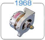 Concours correct 1968 Ford Autolite Alternator