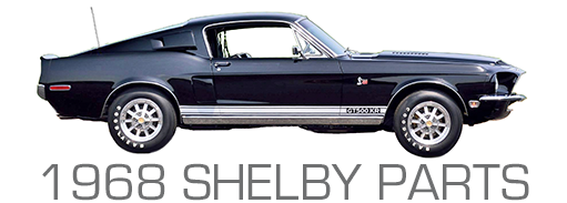 1968 Shelby Parts