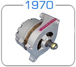 Concours correct 1970 Ford Autolite Alternator