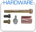 Ford Autolite alternator mounting hardware