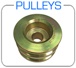 Ford alternator pulleys