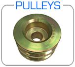 Ford alternator pulleys