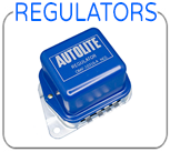 Ford Autolite voltage regulator solid state