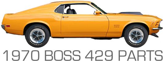 1970 BOSS 429 PARTS