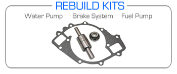 1970 BOSS 429 REBUILD KITS WATER PUMP