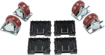Pelican™ 0500/0550 - Caster Wheel Kit