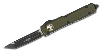 Microtech Ultratech 123-1OD Green Tanto
