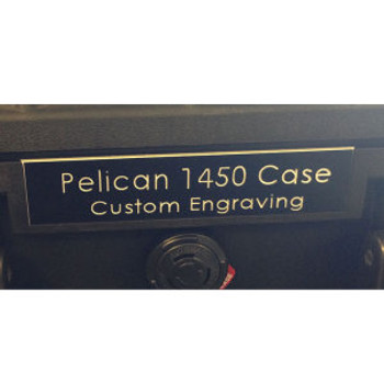 Pelican 1630 Nameplate