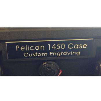 Pelican 1660 Nameplate