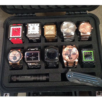 Pelican™ 1400 10-Watch Case