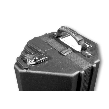 Tuffpak 1050 Gun Case, Padlock Version