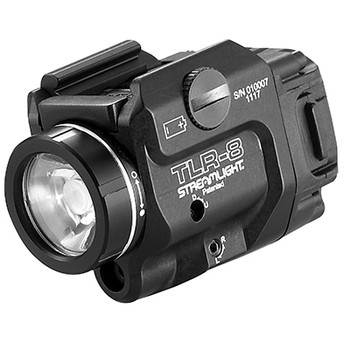 Streamlight TLR-8 w/Red Laser