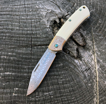 Benchmade Proper 318-181 Gold Class