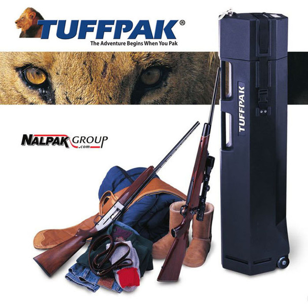 Tuffpak 1050 Gun Case, Key Lock Version