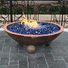 """42"""" Barbados Concrete Fire Bowl"""