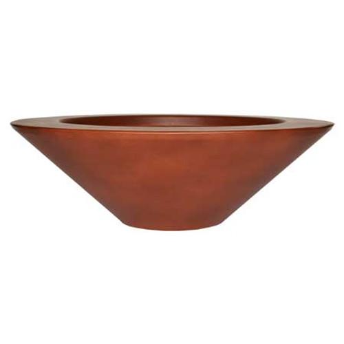 """48"""" Ecuador Concrete Fire Bowl"""
