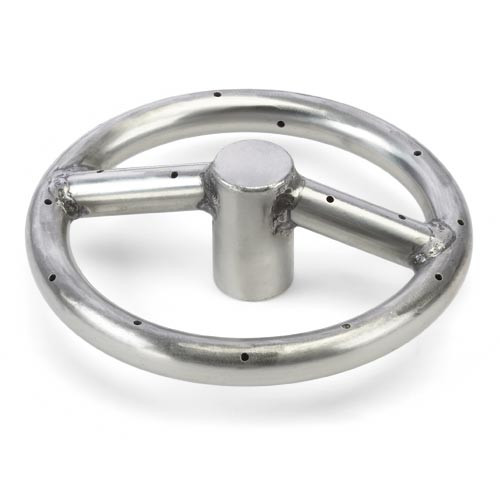"12"" gas fire ring"