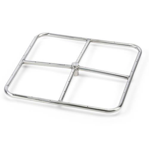 "18"" square gas burner"